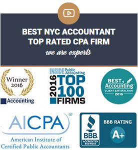 Best Rated Tax Accountant, Top CPA Firm NYC