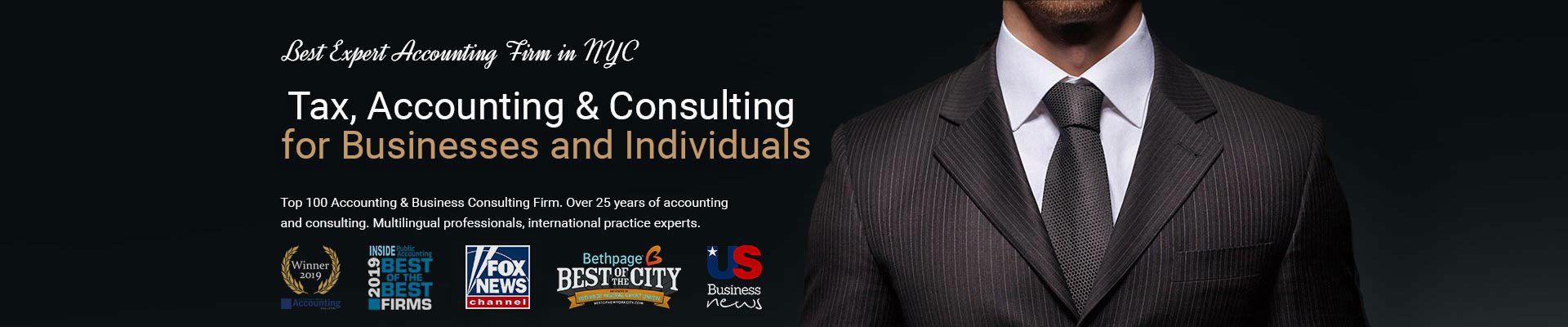 cpa firm located in Manhattan NYC, Queens NYC, Sarasota FL, Washington DC
