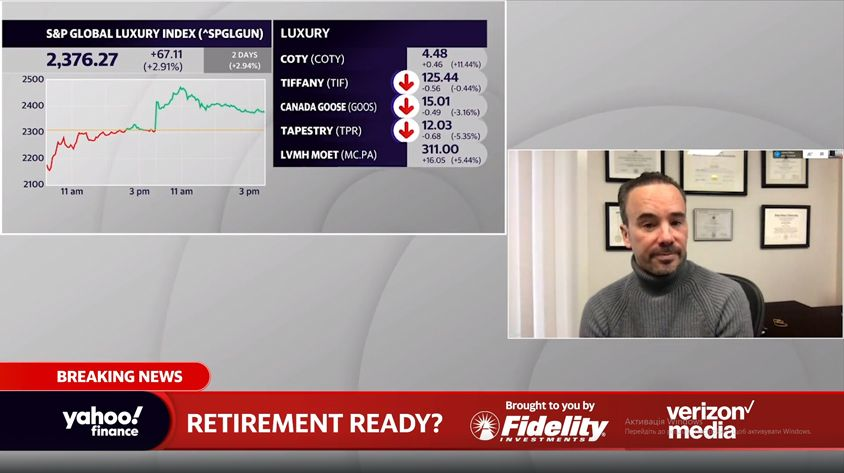 Planning for retirement amid market volatility - Yahoo Finance