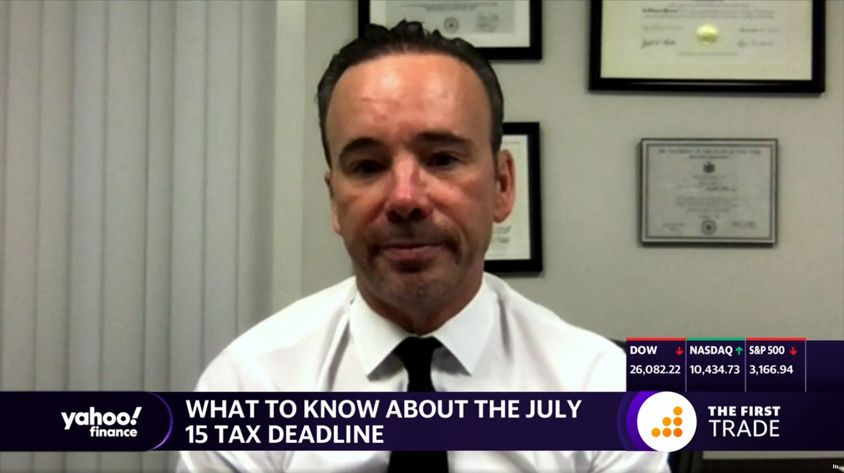Here's what you need to know about the July 15th tax deadline - Yahoo Finance